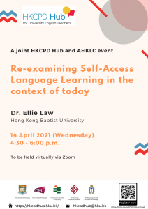 Re-examining Self-Access Language Learning in the context of today @ Online